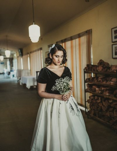 The Distinctive Dame | Wedding Hair Stylists in Melbourne | Vintage, Modern, Special Occasion