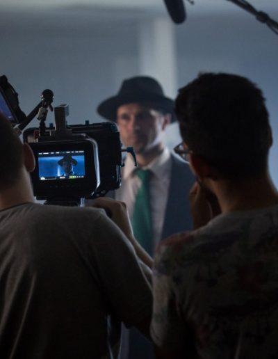 Film: The Falcon. Screenwriter / Producer: Jenna Cosgrove. Photographer: Rod Pilbeam (Chromogenic).